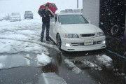 新潟県  神田さん 購入した車:チェイサー ツアラーV