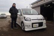 新潟県 中井さん 購入した車:ムーブ