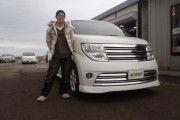 新潟県 北村さん 購入した車:エルグランド