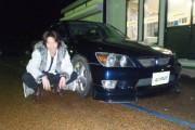 新潟県  小林さん 購入した車:アルテッツァ