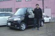 新潟県  野崎さん 購入した車:タント