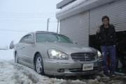 新潟県  金川さん 購入した車:シーマ