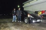 新潟県  遠藤さん 購入した車:フィット