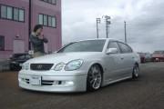 新潟県  渡辺さん 購入した車:アリスト S300ウォールナットパッケージ