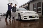 新潟県  佐久間さん 購入した車:ウイングロード