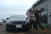 山形県  村岡さん 購入した車:マツダスピードアテンザ