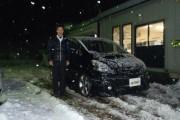 新潟県  高山さん 購入した車:ラクティス