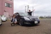 新潟県  山谷さん 購入した車:ティアナ