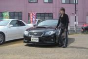 新潟県  石部さん 購入した車:レガシィB4