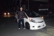 新潟県  山下さん 購入した車:フィット