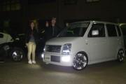 新潟県  鈴木さん 購入した車:ワゴンR