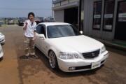 新潟県  関川さん 購入した車:レジェンド