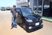 新潟県  波多野さん 購入した車:ゼスト