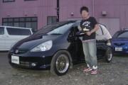 新潟県  高村さん 購入した車:フィット