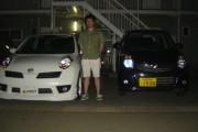 新潟県  戸川さん 購入した車:マーチ