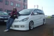 新潟県  平野さん 購入した車:エスティマ