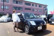 新潟県  今さん 購入した車:ニッサン ピノ