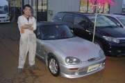 新潟県  曽我さん 購入した車:カプチーノ