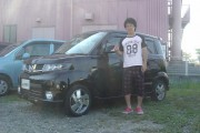 新潟県  滝澤さん 購入した車:ゼストスパーク
