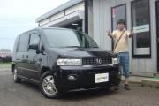 新潟県  小倉さん 購入した車:モビリオスパイク