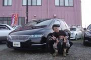 新潟県  長澤さん 購入した車:オデッセイ