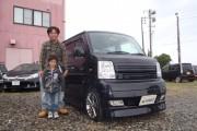 新潟県  高野さん 購入した車:スズキ エブリィワゴン