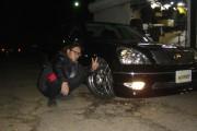 新潟県  高山さん 購入した車:トヨタ セルシオ