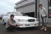 新潟県  田中さん 購入した車:トヨタ クレスタ
