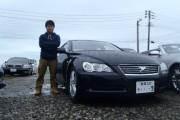新潟県  池田さん 購入した車:マークX