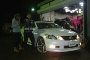 新潟県  渡邉さん 購入した車:LEXUS GS350