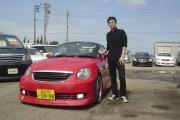 富山県  草野さん 購入した車:コペン