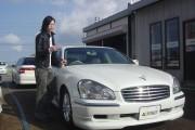 新潟県  星田さん 購入した車:シーマ