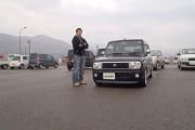 新潟県  一之谷さん 購入した車:アルトラパン