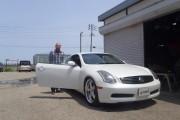 新潟県  高杉さん 購入した車:スカイライン