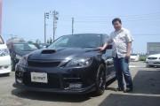 新潟県  小林さん 購入した車:アクセラスポーツ