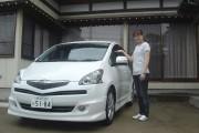 新潟県  村井さん 購入した車:ラクティス