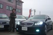 新潟県  渡邊さん 購入した車:フーガ