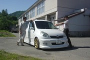 新潟県  伊藤さん 購入した車:ファンカーゴ