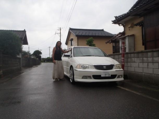 新潟県  天木さん 購入した車:オデッセイ