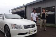 新潟県 本間さん 購入した車:ステージア