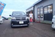 新潟県 渡辺さん 購入した車:ポルテ