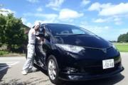 石川県 武藤さん 購入した車:エスティマ