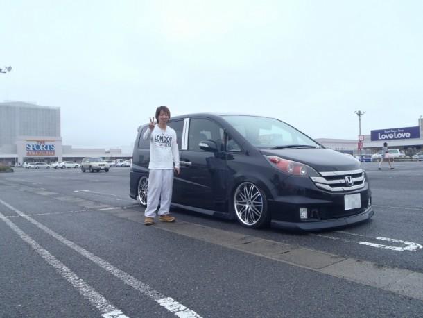 福島県  先崎さん 購入した車:ホンダ ステップワゴン