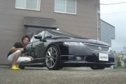 新潟県 内田さん 購入した車:オデッセイ