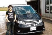 新潟県 長谷川さん 購入した車:エリシオン