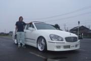 新潟県 佐藤さん 購入した車:シーマ