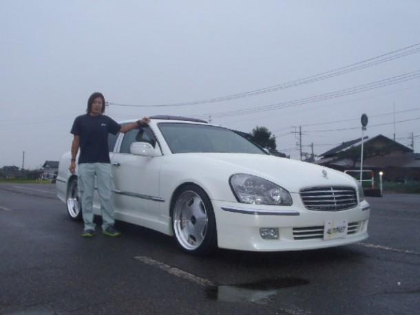 新潟県  佐藤さん 購入した車:日産 シーマ