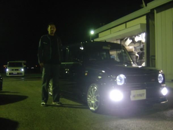 新潟県  井上さん 購入した車:スズキ アルトラパン