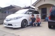 長野県 瀧澤さん 購入した車:エリシオン