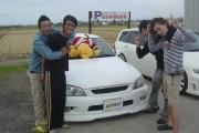 新潟県 帆苅さん 購入した車:トヨタ アルテッツァ